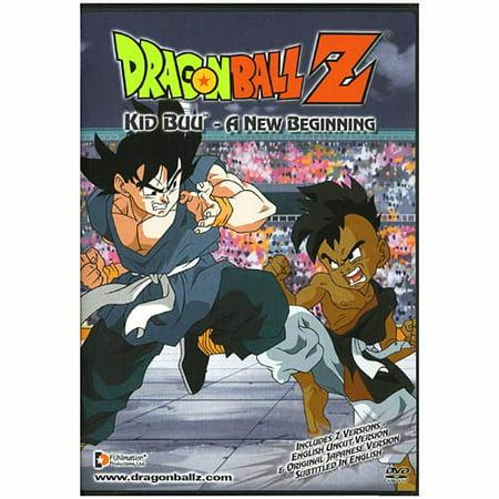 Dragon Ball Z: Kid Buu-A New Beginning - Walmart.com