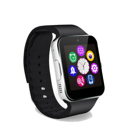 GT08 Bluetooth Smart Watch Phone Mate Step Counter for IOS Android IPhone