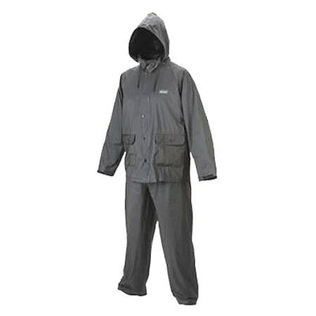 20 mm PVC Rain Suit (David Bowie Blue Suit)