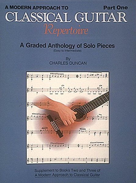 A Modern Approach to Classical Repertoire Part 1 by
