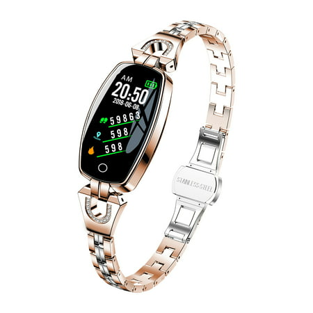 Women Fashion Waterproof bluetooth Smart Watches Bracelet Watch Christmas Gifts