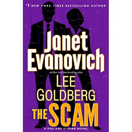 The Scam : A Fox and O'Hare Novel (The Pursuit A Fox And O Hare Novel)