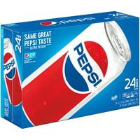 Pepsi Cola Soda, 12 Fl. Oz., 24 Count