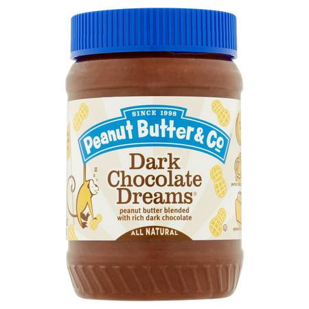 Peanut Butter & Co Dark Chocolate Dreams Peanut Butter, 16 oz, 6