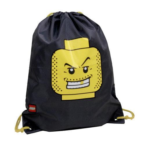 LEGO Bags Minifigure Cinch Sack Backpack