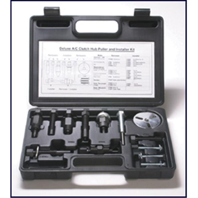 ATD Tools ATD-3630 Ac Clutch Hub Puller-Installer Kit