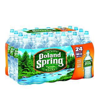 Poland Spring Water SPORT - 24oz/24pk (45pt)