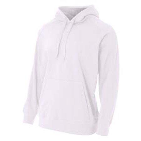 A4 Drop Ship Youth Solid Tech Fleece Pulloever Hoodie (Tech Hoodie Sweatshirt)