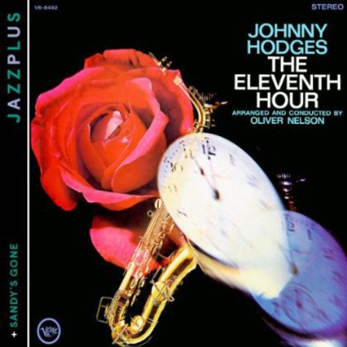 Johnny Hodges Eleventh Ghour [CD] by