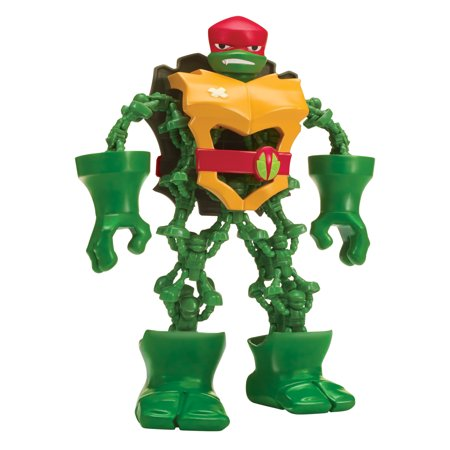 Rise of the Teenage Mutant Ninja Turtle Nano Clix Raphael Figure