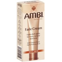 Ambi Fade Cream for Oily Skin, 2 oz (Pack of 6)
