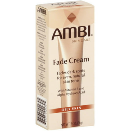 - 4 Pack - Ambi Fade Cream for Oily Skin, 2 oz