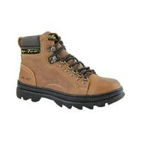 """AdTec Men's 1987 6"""" Soft Toe Hiker Boot"""