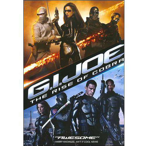 G.I. Joe: The Rise Of Cobra (With INSTAWATCH) (Widescreen)
