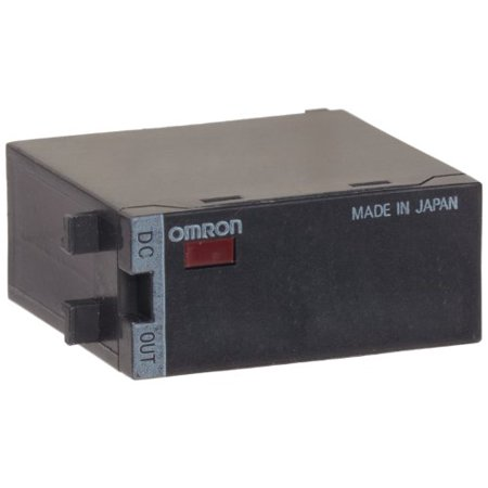 Omron G3R-ODX02SN DC5-24 Solid State Relay, Indicator, Photocoupler Isolation, 2 A Rated Load Current, 5 to 48 VAC Rated Load Voltage, 5 to 24 VDC Input (Isolation Relay)