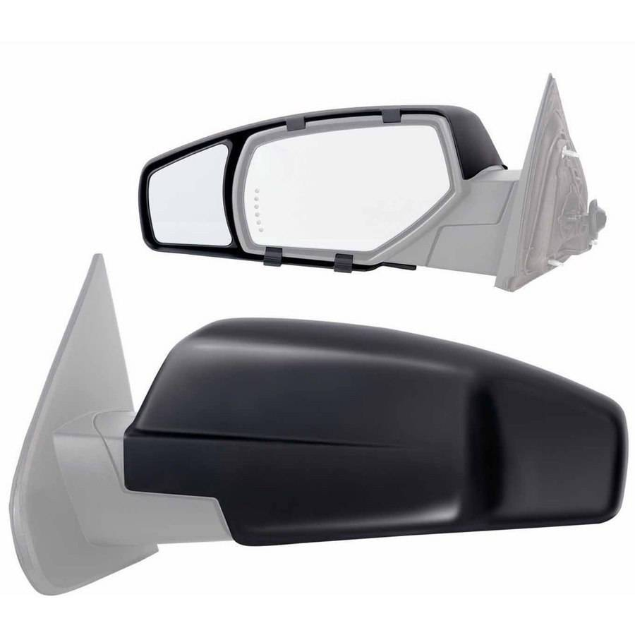 80910 Fit System 14-17 Custom Fit Towing mirror -Chevrolet   GMC 1500, Pair by Fit System