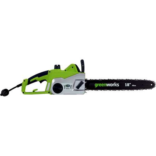 GreenWorks Tools 18'' Chain Saw
