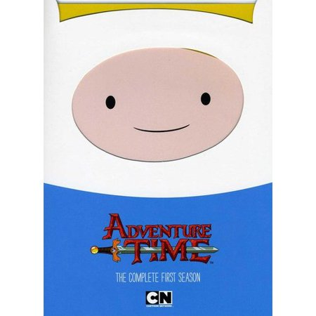Cartoon Network  Adventure Time   The Complete First Season  Widescreen