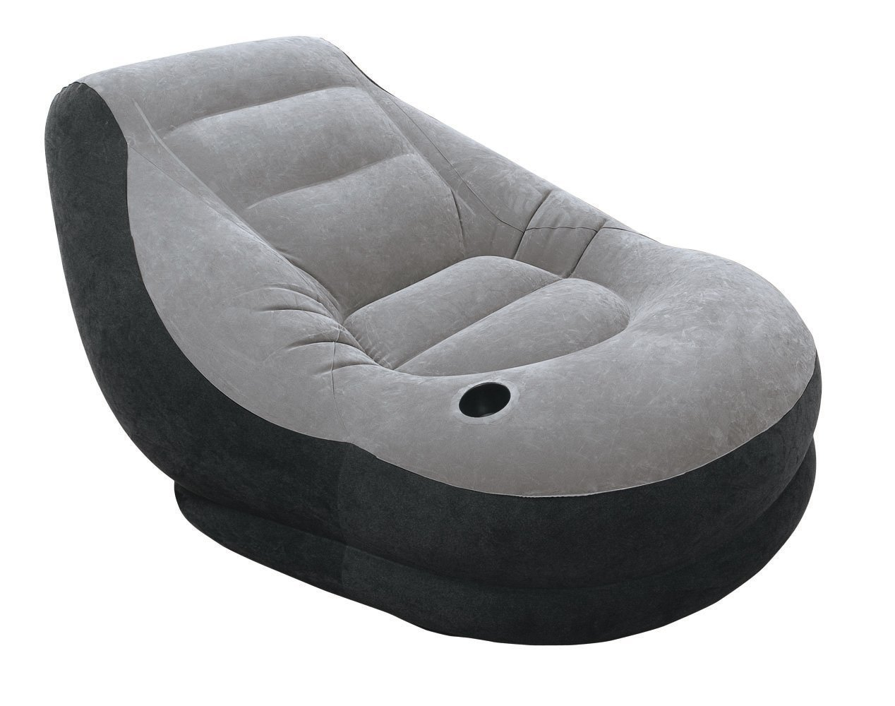 Brilliant Intex Inflatable Ultra Lounge Chair With Cup Holder And Alphanode Cool Chair Designs And Ideas Alphanodeonline