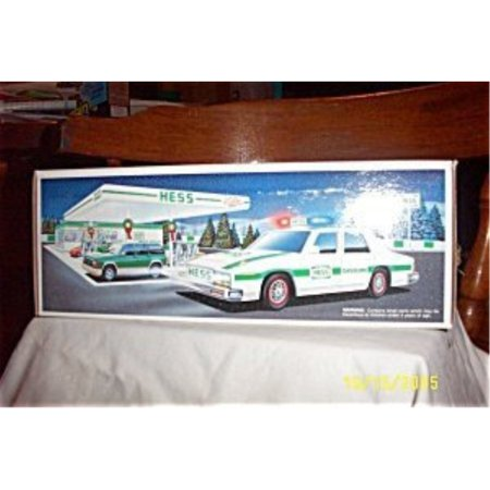 1993 Saturn Cars (1993 Hess Patrol Car by Hess )