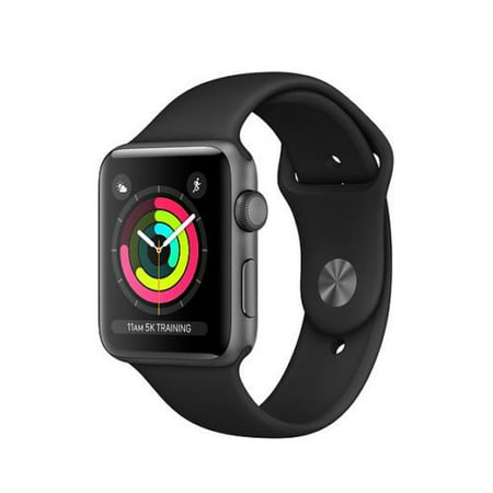 Refurbished Apple Watch Series 1 38MM Blue Gold White Gray Aluminum Stainless Steel Case Sport Nike