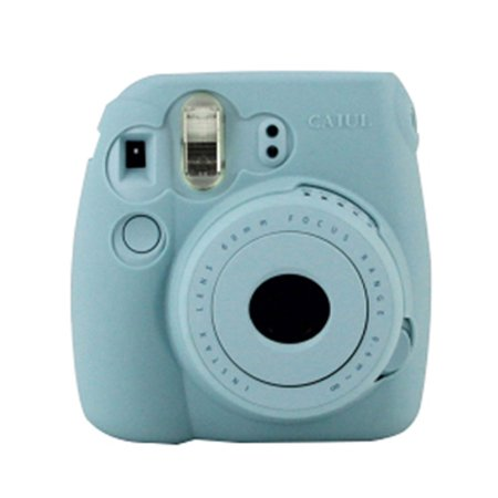 separation shoes 6c3ca 17d39 Instant Camera Protect Case Polaroid Silicone Cover for Fujifilm Instax  Mini 8 9