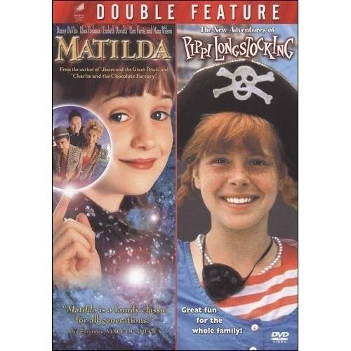 Matilda / The New Adventures Of Pippi Longstocking