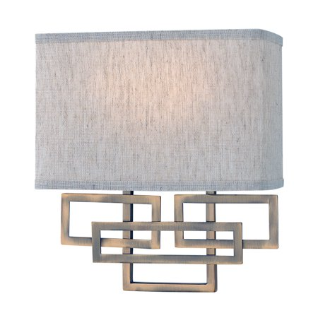 Hinkley Lighting 3162br Lanzo Wall Sconce Brushed Bronze