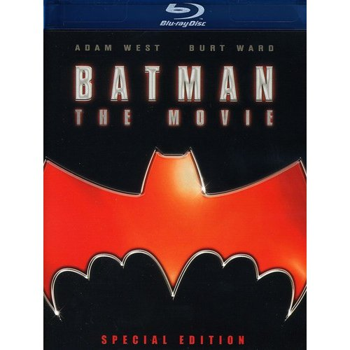 Batman: The Movie 35th Anniversary (Blu-ray) (Special Edition) (Widescreen)