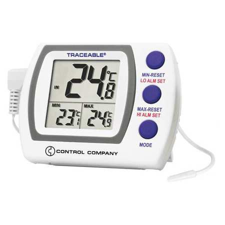Digital Thermometer, Traceable, 4727