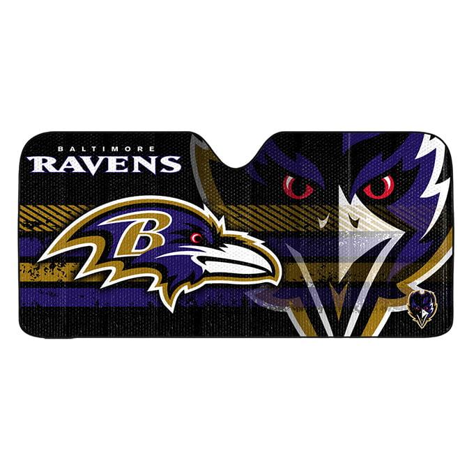 NFL Baltimore Ravens Universal Sun Shade