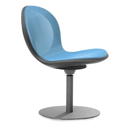 Ofm Net Series Model N101 Single Seating With Swivel Base