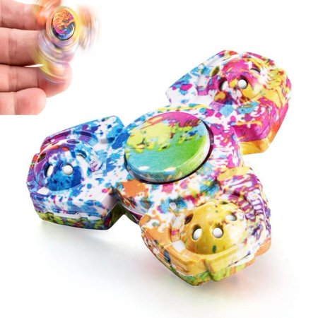 Fidget Spinner Toy Stress Reducer Adhd And Boredom Hand Spinner Fidget Toy Hand Fidget White Fast Shipping Usa Seller  Beware Only Paradise Treasures Is An Authorized Seller  Other Seller Is Knockoffs