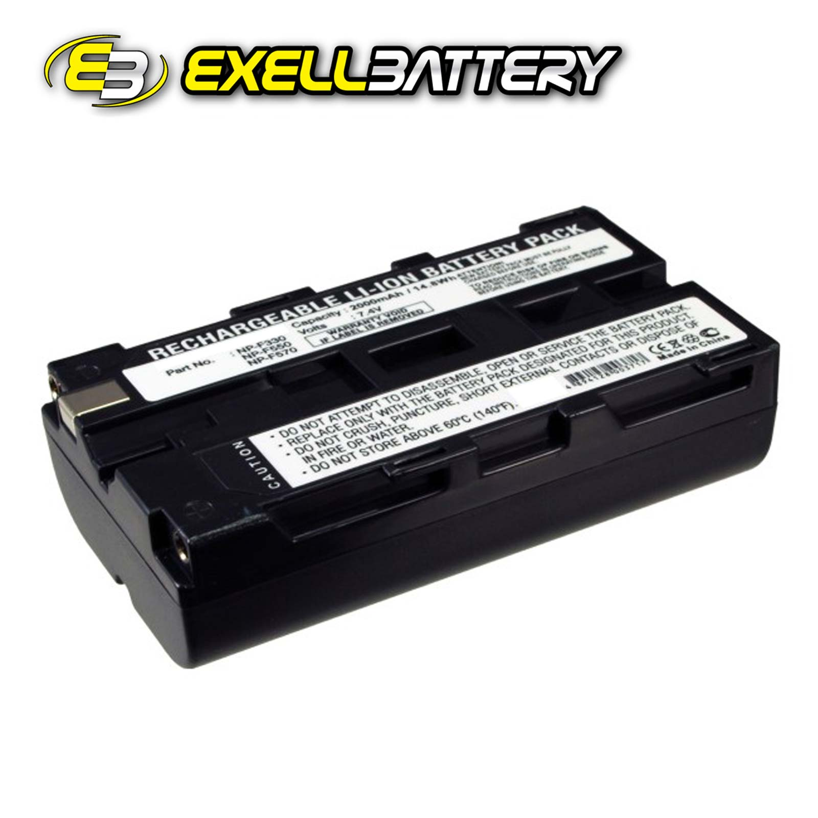 7.4V 2000mAh Li-Ion Digital Camera Battery Fits Sony CCD-TR413