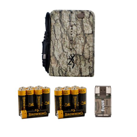 Browning External Trail Camera Battery Power Pack with Batteries and Card Reader thumbnail