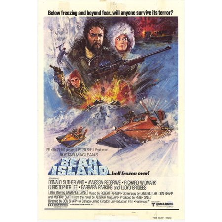 Bear Island POSTER Movie (27x40)