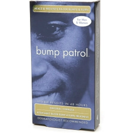 Bump Patrol  Aftershave Razor Bump Treatment, Original Formula 2