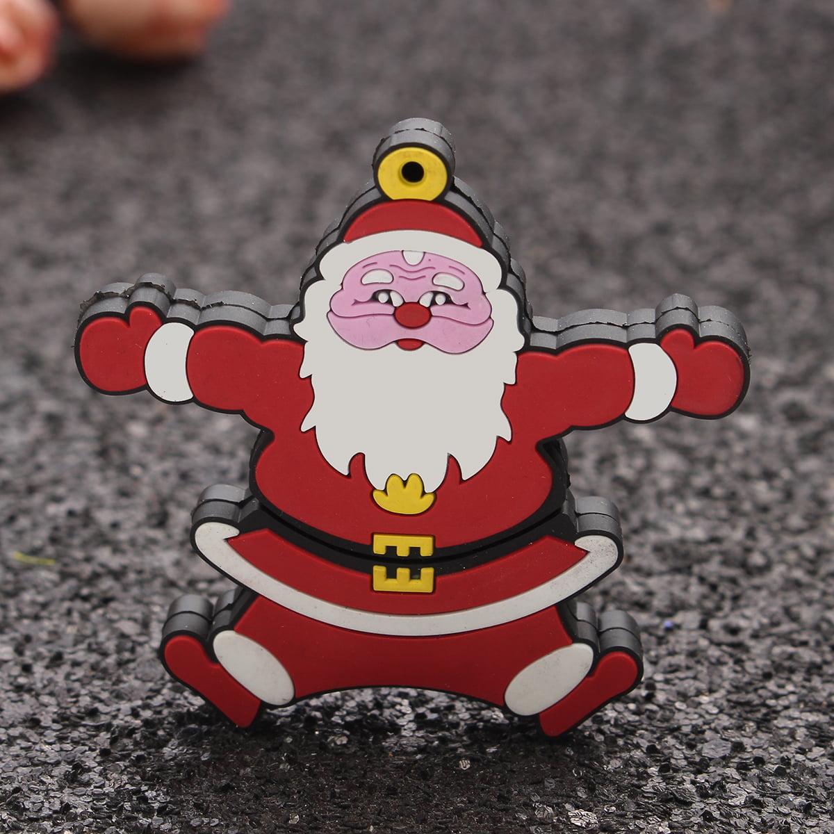 Lot 10/20/50 usb 1GB Santa Claus USB2.0 Flash Drive Memory Stick Christmas Gifts
