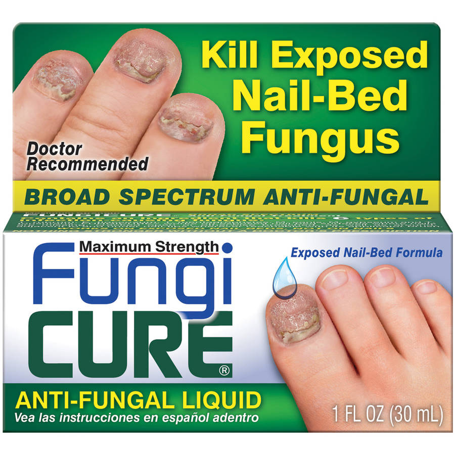 Fungicure Maximum Strength Antifungal Liquid, 1 oz