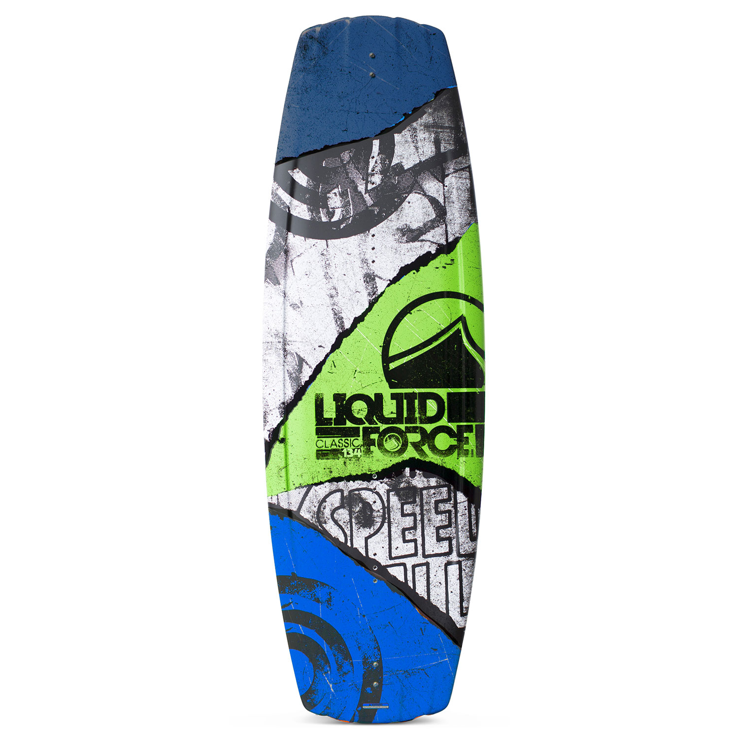 Liquid Force 2016 Classic 134 BLEM Wakeboard by