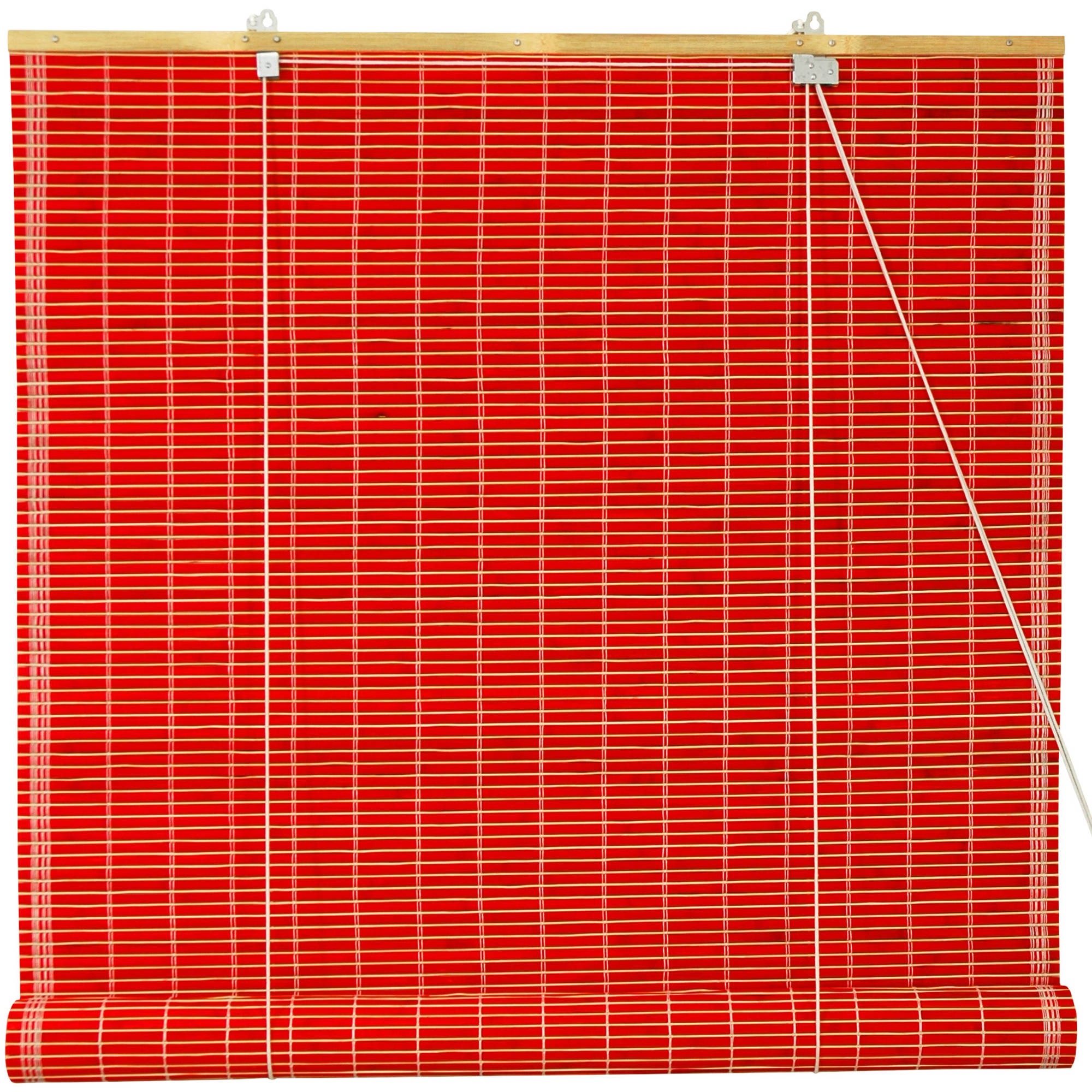 Red Blinds Shades Walmartcom