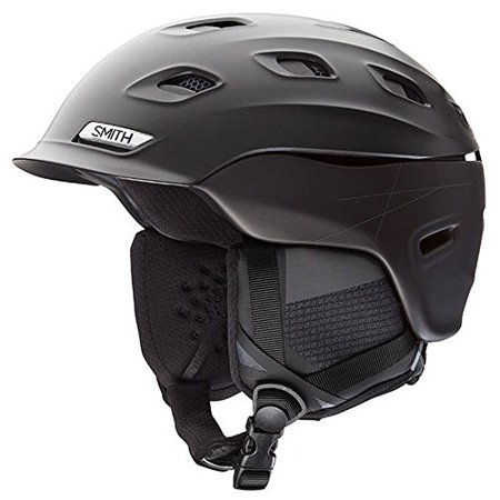 Helmet Small Matte (Smith Optics Unisex Adult Vantage Snow Sports Helmet - Matte Gunmetal Small (51-55CM))