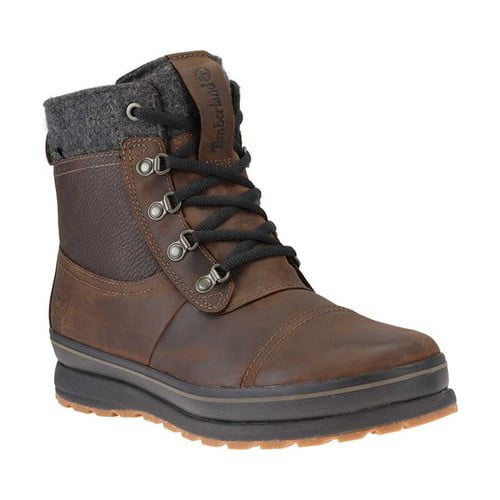Men's Timberland Schazzberg Mid Waterproof Insulated Boot by Timberland