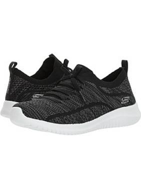 Skechers Womens Ultra Flex-StateMens Sneaker, Black/Multi