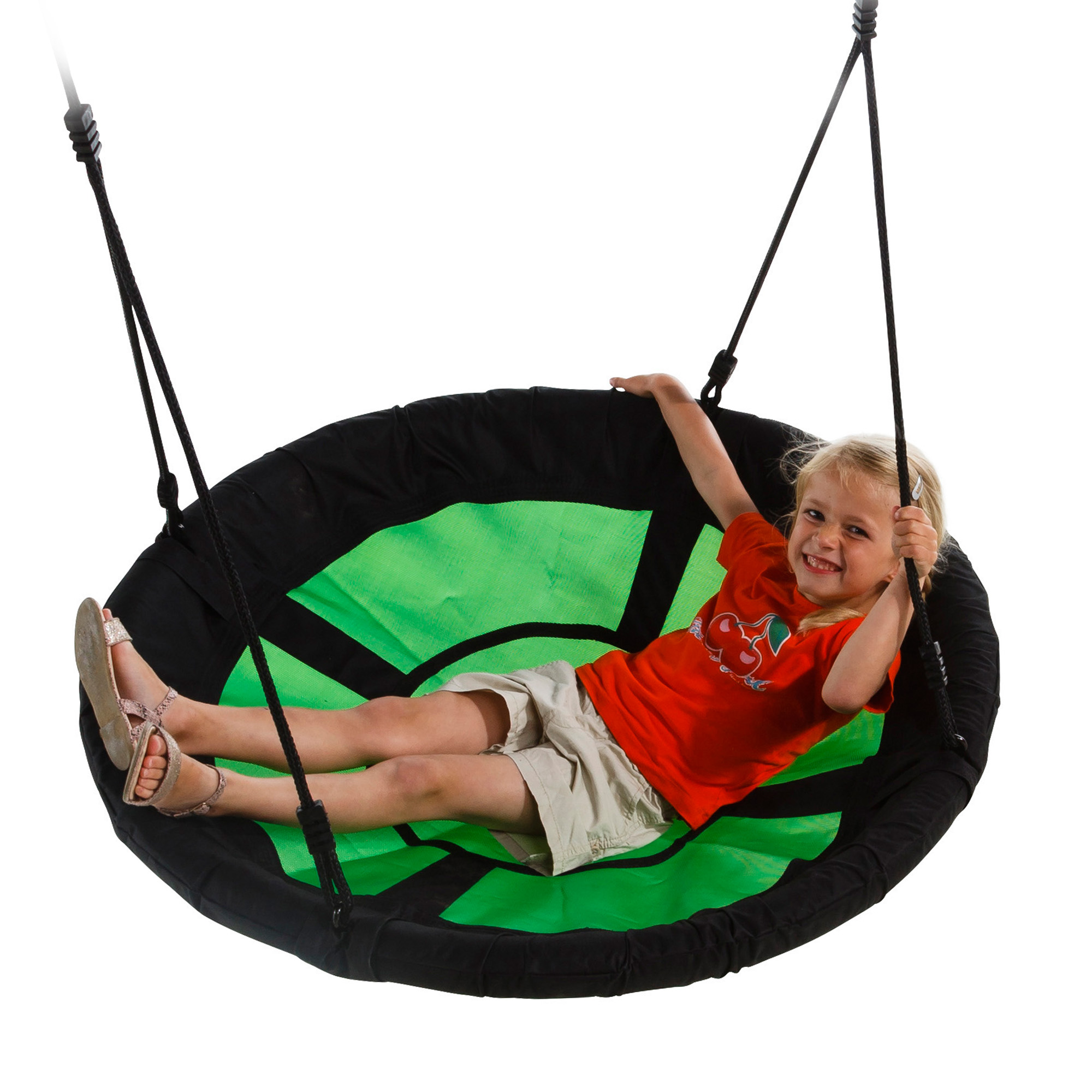 Swing-N-Slide 40 in Diameter Green Nest Swing