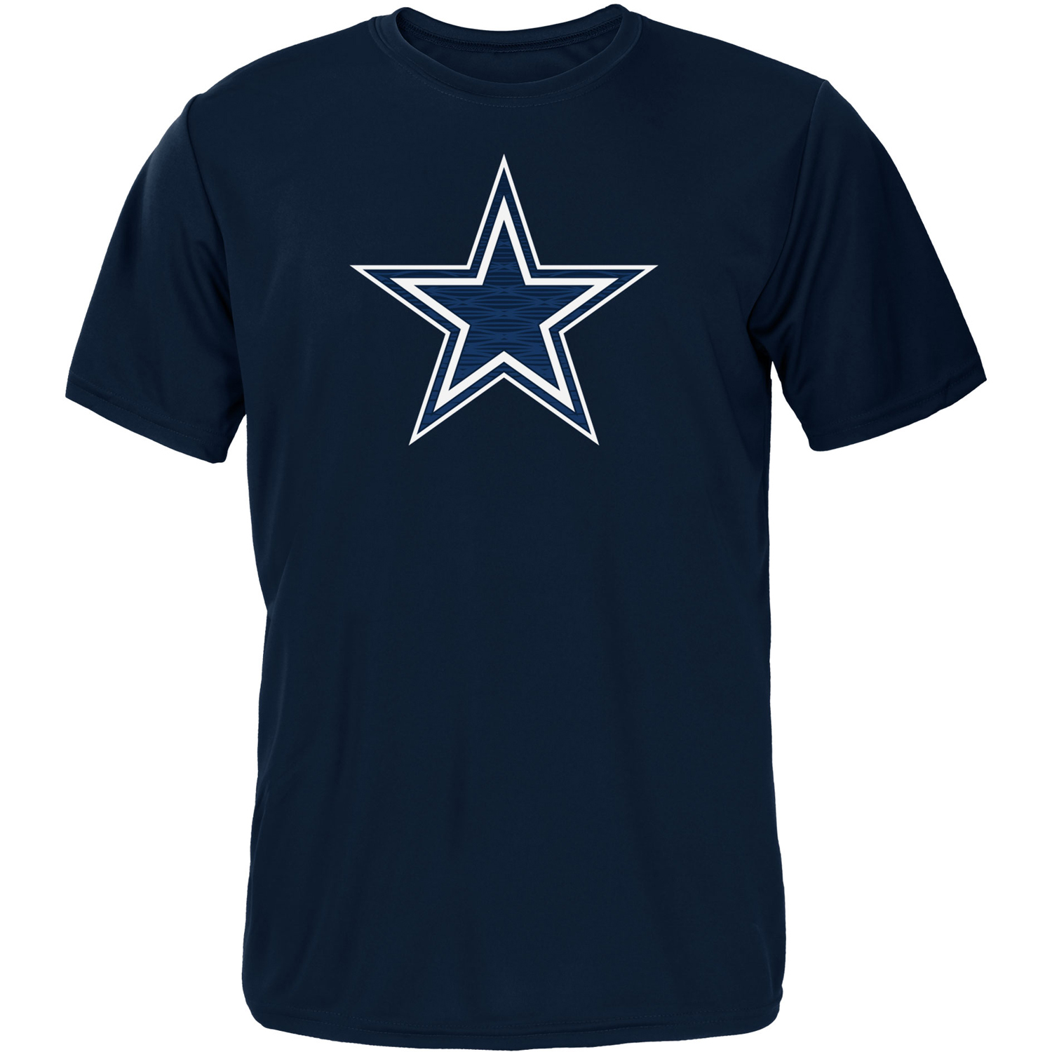 Youth Navy Dallas Cowboys Eclipse Star T-Shirt