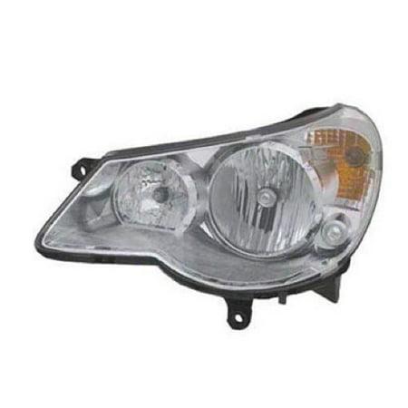 Go Parts 2007 2010 Chrysler Sebring Front Headlight Headlamp Embly Housing