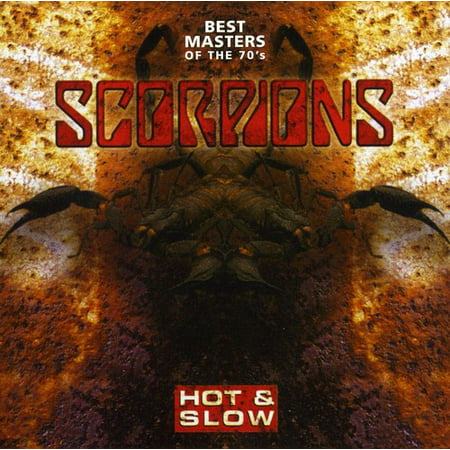Hot & Slow: Best Masters of the 70's (CD)