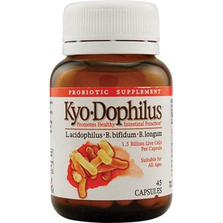 Kyolic Wakunaga Kyo Dophilus Non Dairy, 45 Ct