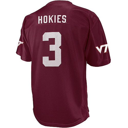 NCAA Men's Virginia Tech Jersey